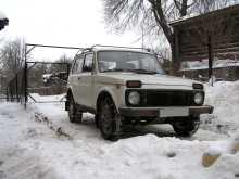 Москва 4x4 2121 Нива 1998