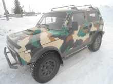 Кытманово 4x4 2121 Нива 1988