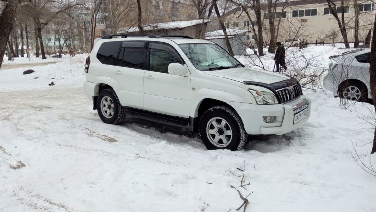 Toyota Land Cruiser Prado, 2004 год, 840 000 руб.