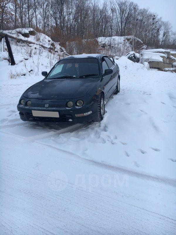 Honda Integra, 1994 год, 120 000 руб.