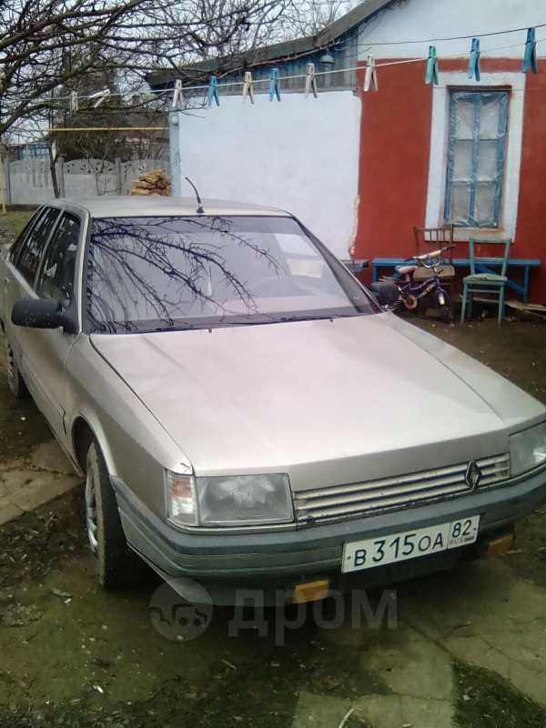 Renault 21, 1987 год, 65 000 руб.