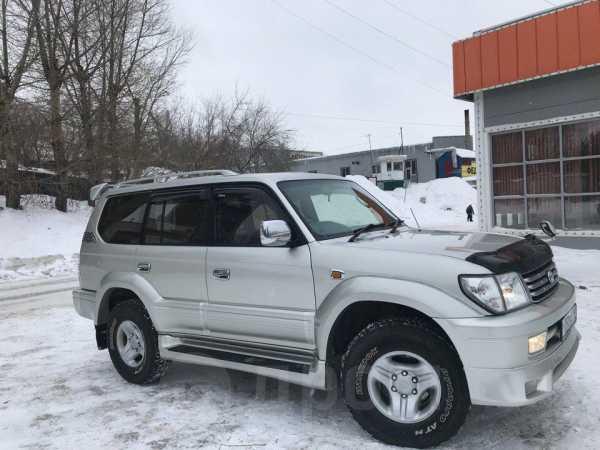 Toyota Land Cruiser Prado, 1999 год, 740 000 руб.