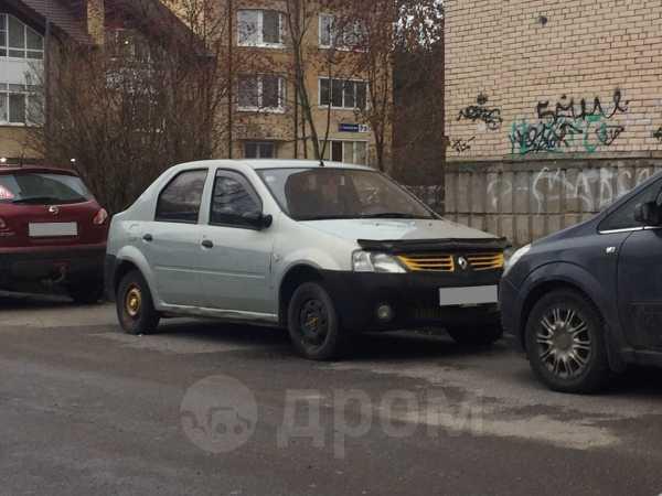 Renault Logan, 2007 год, 55 000 руб.