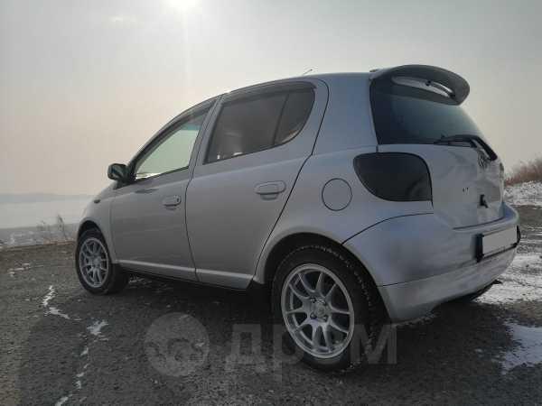 Toyota Vitz, 2001 год, 235 000 руб.