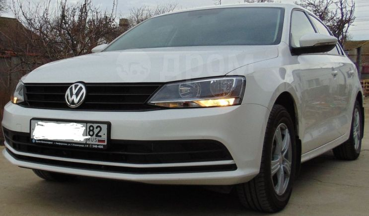 Volkswagen Jetta, 2015 год, 820 000 руб.