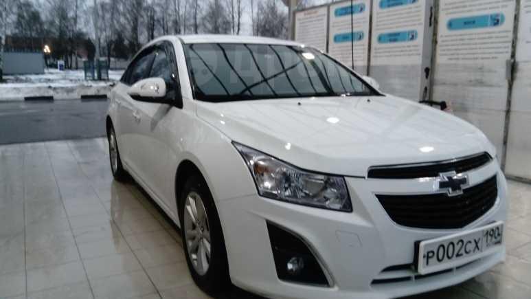 Chevrolet Cruze, 2014 год, 585 000 руб.