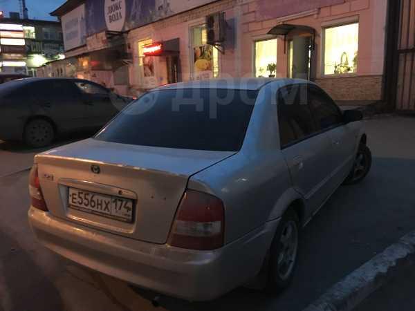 Mazda 323, 2000 год, 150 000 руб.