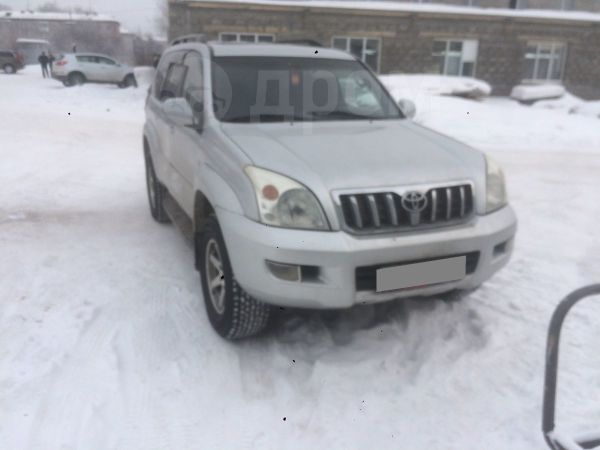 Toyota Land Cruiser Prado, 2007 год, 900 000 руб.