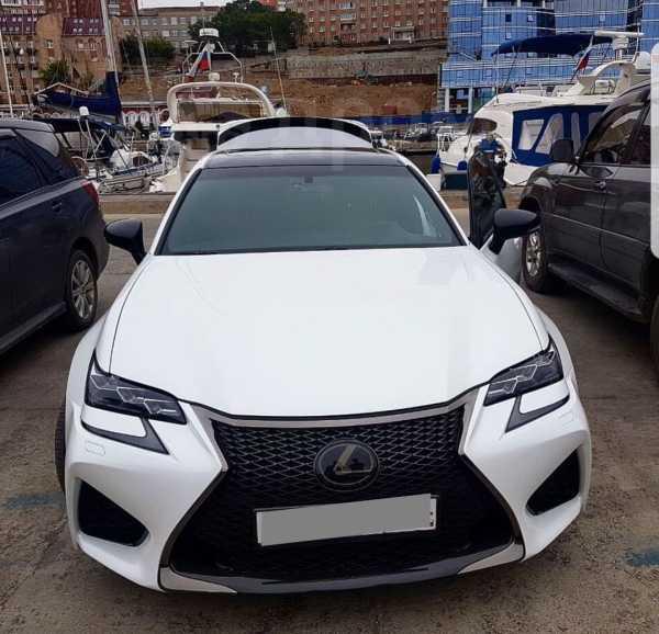 Lexus GS350, 2012 год, 2 400 000 руб.