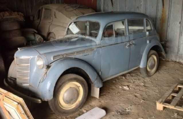 Москвич 401, 1953 год, 135 000 руб.