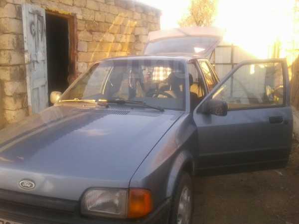 Ford Escort, 1989 год, 70 000 руб.