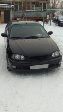 Комсомольск Avensis 1998