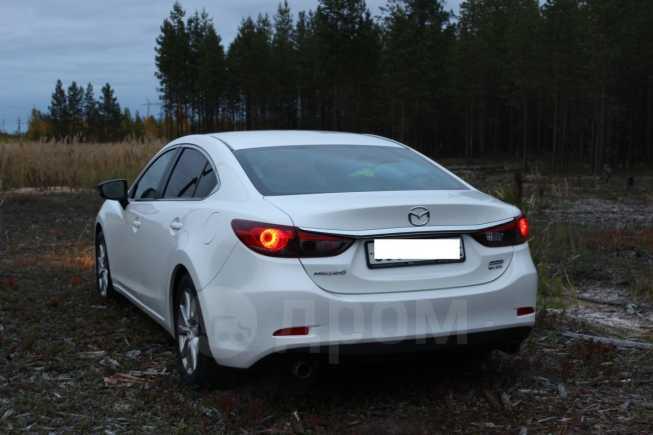 Mazda Mazda6, 2012 год, 950 000 руб.