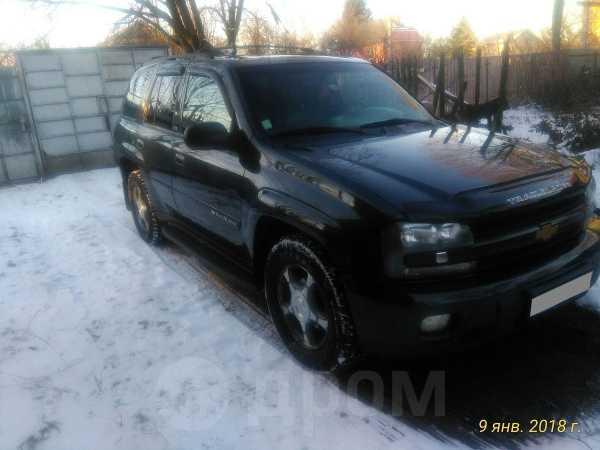 Chevrolet TrailBlazer, 2004 год, 385 000 руб.