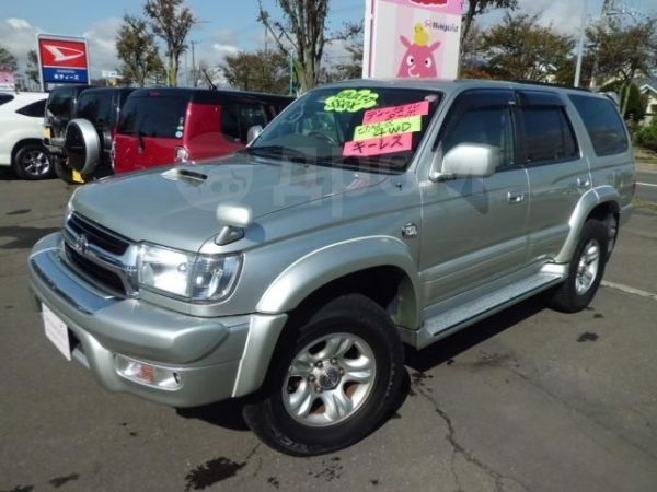 Toyota Hilux Surf, 2002 год, 370 000 руб.