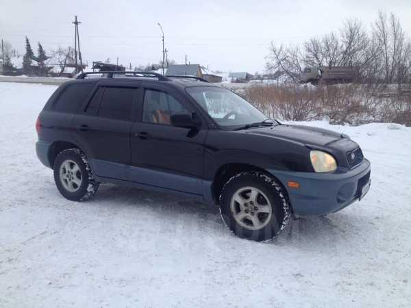 Hyundai Santa Fe, 2001 год, 390 000 руб.