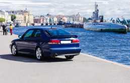 Saab 9-3, 2001 г., Санкт-Петербург