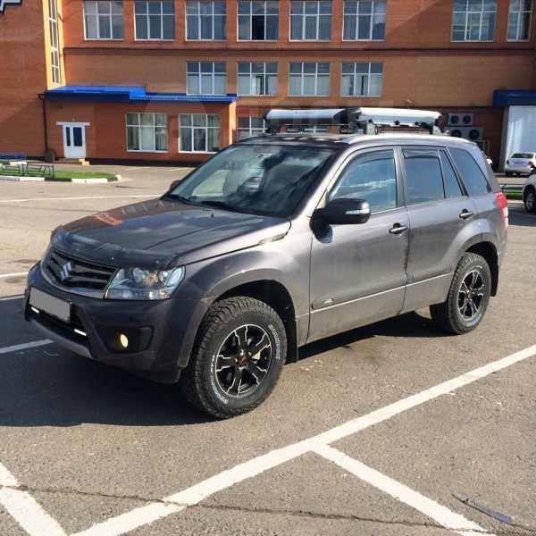 Suzuki Grand Vitara, 2014 год, 1 300 000 руб.