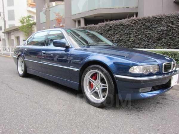 BMW 7-Series, 1999 год, 190 000 руб.