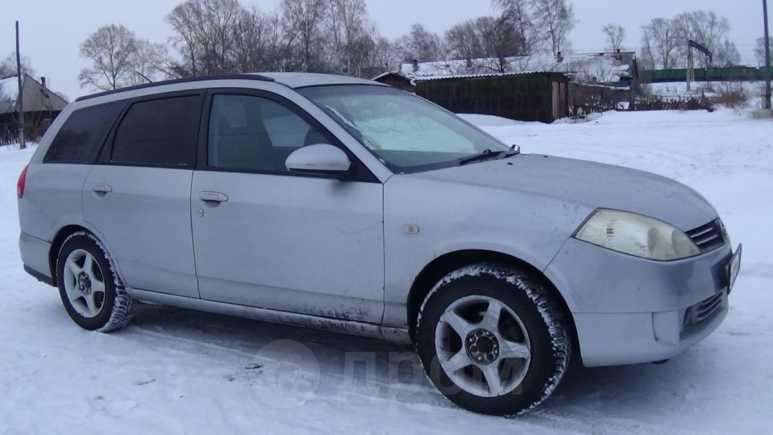 Nissan Wingroad, 2002 год, 160 000 руб.