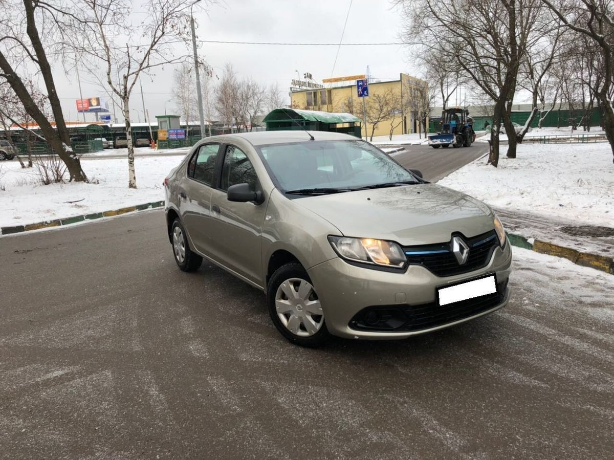 Рено логан 2014 автосалоны в москве залог при покупке подержанного автомобиля