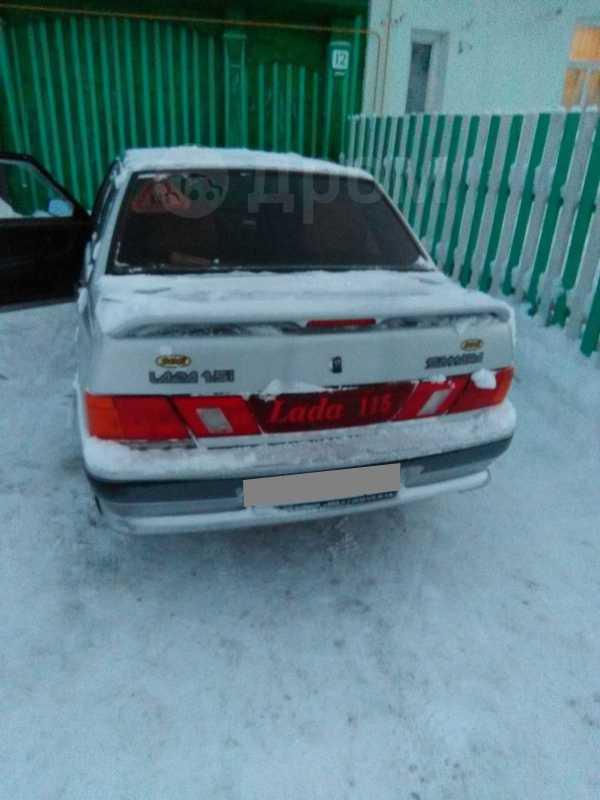 Лада 2115 Самара, 2003 год, 63 000 руб.