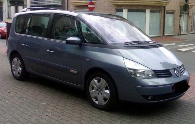 Renault Espace, 2003 год, 410 000 руб.