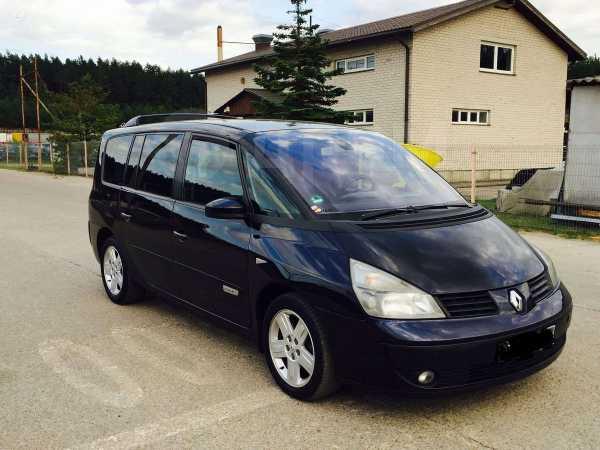 Renault Espace, 2003 год, 470 000 руб.