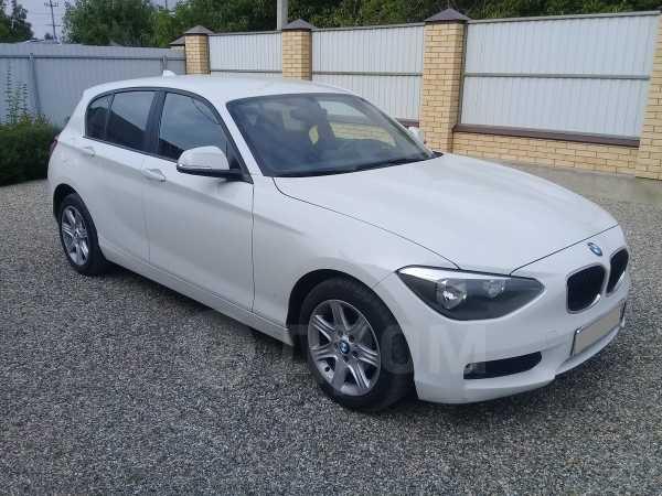 BMW 1-Series, 2013 год, 870 000 руб.