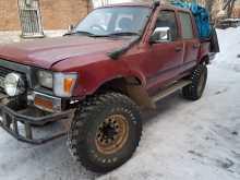 Нижнеудинск Hilux Pick Up 1991