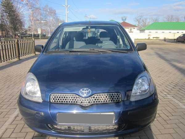 Toyota Yaris, 2000 год, 195 000 руб.