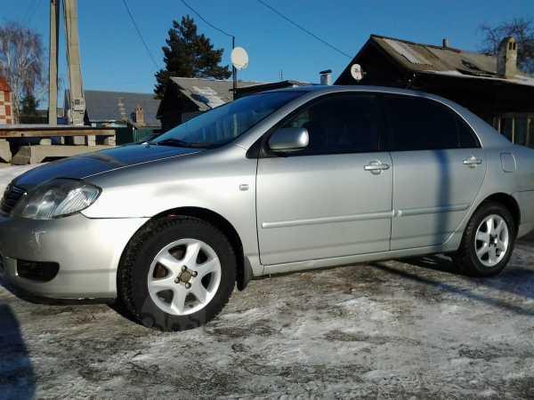 Toyota Corolla, 2005 год, 273 000 руб.
