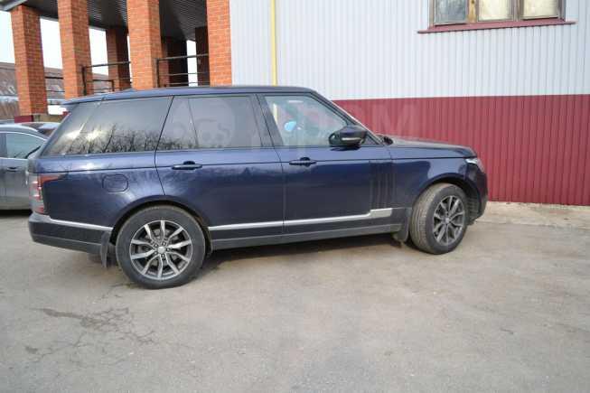 Land Rover Range Rover, 2014 год, 2 450 000 руб.