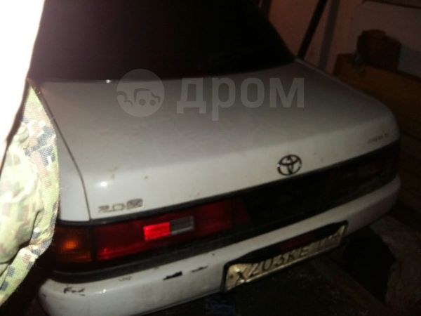 Toyota Carina ED, 1992 год, 55 000 руб.