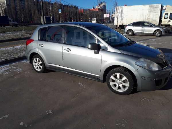 Nissan Tiida, 2007 год, 305 000 руб.
