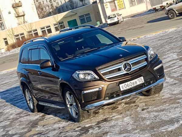 Mercedes-Benz GL-Class, 2014 год, 3 070 000 руб.
