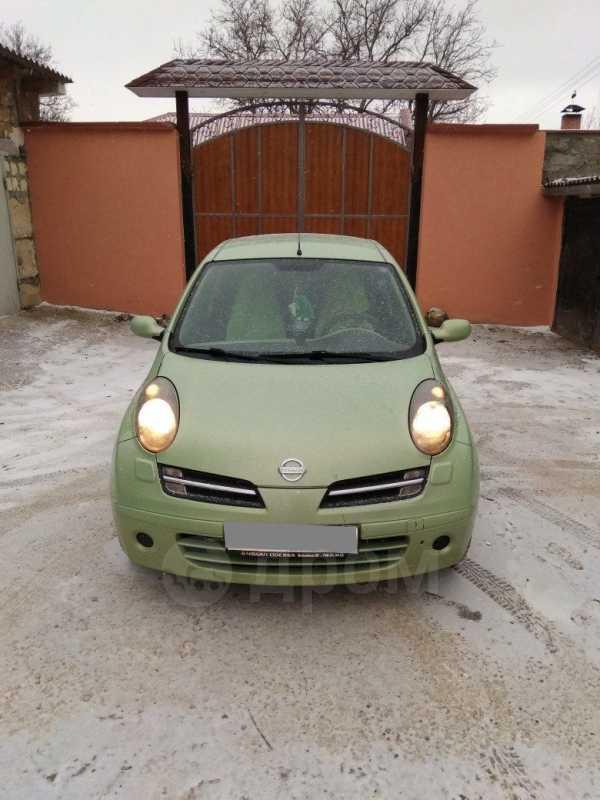 Nissan Micra, 2005 год, 280 000 руб.