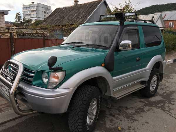 Toyota Land Cruiser Prado, 1996 год, 535 000 руб.