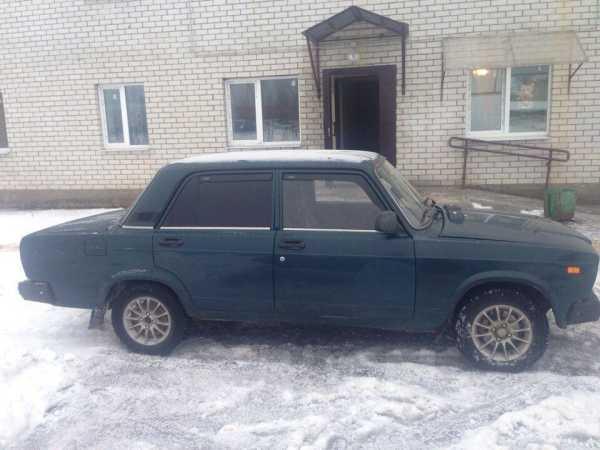 Лада 2107, 2003 год, 48 000 руб.