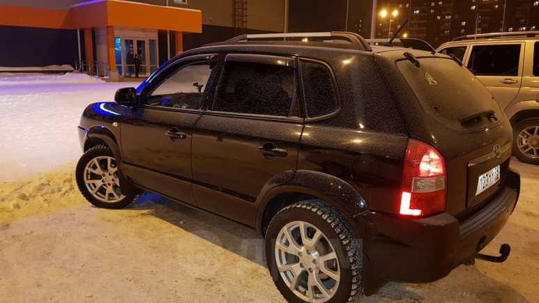 Hyundai Tucson, 2005 год, 570 000 руб.