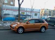 Владивосток Cayenne 2008
