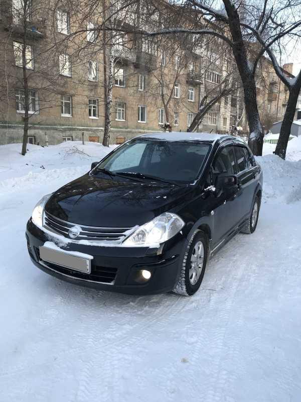 Nissan Tiida, 2010 год, 420 000 руб.