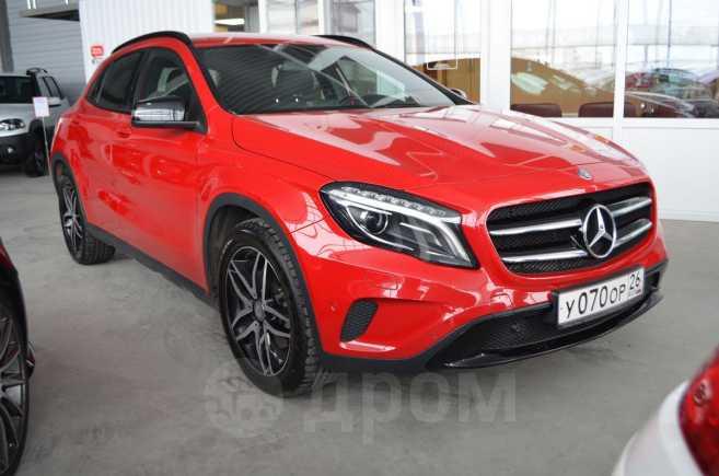 Mercedes-Benz GLA-Class, 2015 год, 1 850 000 руб.