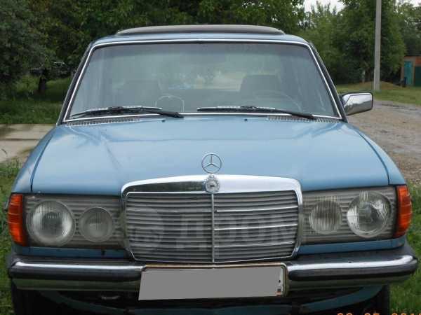 Mercedes-Benz E-Class, 1982 год, 65 000 руб.