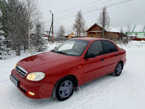 Chevrolet Lanos, 2008 год, 132 000 руб.