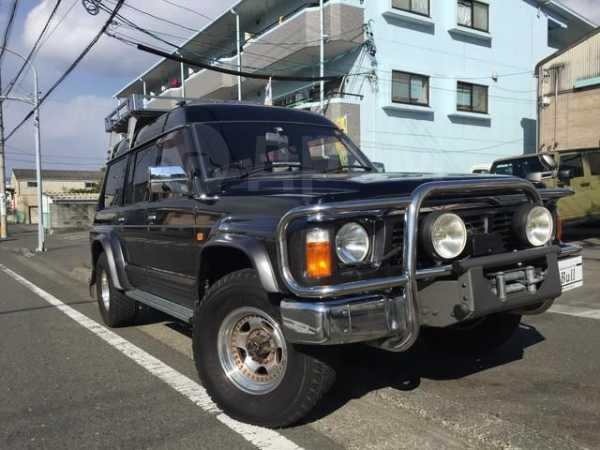 Nissan Safari, 1995 год, 600 000 руб.