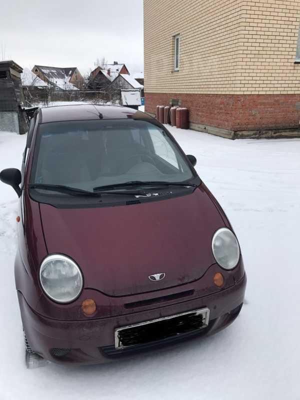 Daewoo Matiz, 2006 год, 135 000 руб.