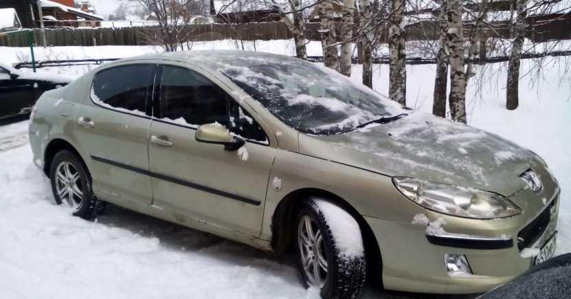 Peugeot 407, 2006 год, 220 000 руб.