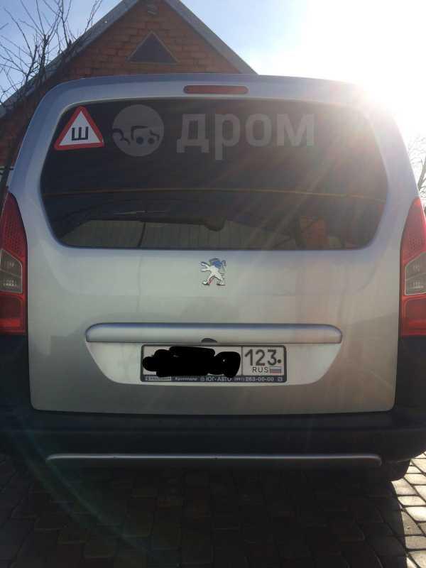Peugeot Partner Tepee, 2011 год, 495 000 руб.