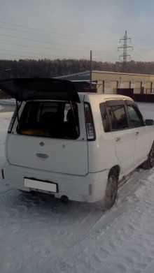 Иркутск Ниссан Куб 2001